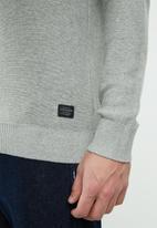 Jack & Jones - Jorbronks knit crew neck - multi