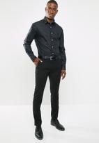 Pringle of Scotland - Fullbright styled shirt - black
