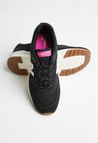 New Balance  - H997 canvas pack - black