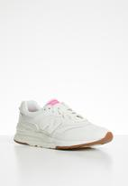New Balance  - CW997HDA H997 canvas pack - white