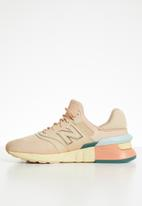 New Balance  - WS997HD 997 sport - pastel cream