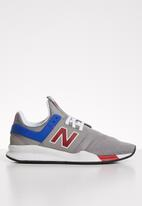 New Balance  - MS247FN 247 - grey & red