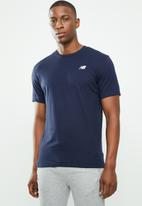 New Balance  - Arch Graphic tee - blue