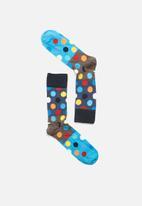 Happy Socks - Block dot socks - multi