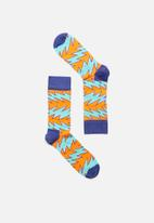 Happy Socks - Rock´n roll stripe socks - multi