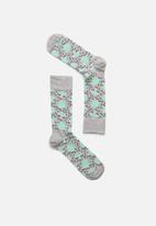 Happy Socks - Comic relief socks - multi