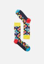 Happy Socks - Rolling stones i got the blues socks - multi