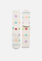 Stance Socks - Lets roll socks - multi