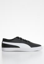 PUMA - Urban SL Jr - black/white