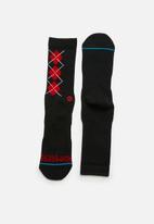 STANCE - Death wish socks - multi