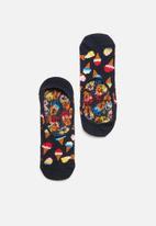 Happy Socks - Icecream liner socks - multi