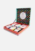 Happy Socks - Rolling stones sock box set - multi