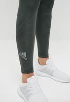adidas Performance - Ask sprint 2.0E tights - khaki & green