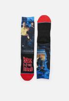 Stance Socks - Boyz in the hood sock - multi