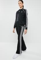 adidas Originals - Flared track pants - black