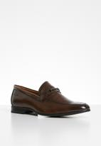 Gino Paoli - Kenny  formal slip on - brown