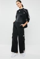 adidas Originals - Kylie Jenner x falcon x coeeze wide leg pants - black