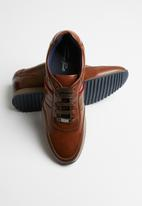 Gino Paoli - Jarred sneakers - tan