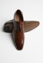Gino Paoli - Jason formal lace-up - brown