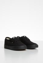 Vans - Td authentic - black