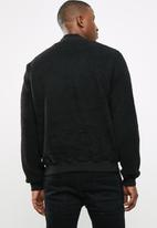 Brave Soul - Manna baseball jacket - black