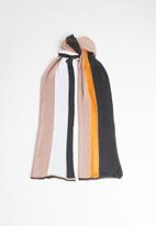 Superbalist - Multistripe scarf - multi