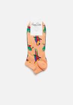 Happy Socks - 2-Pack parrot low socks - multi