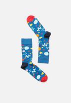 Happy Socks - Balloon animal socks - multi