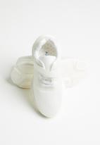 POP CANDY - Mesh sneaker - white
