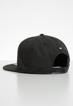 S.P.C.C. - Base cap - black