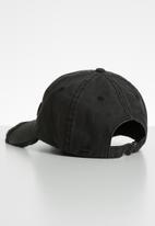 S.P.C.C. - Icon cap - charcoal
