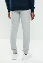 Reebok - Stacked logo pant - grey