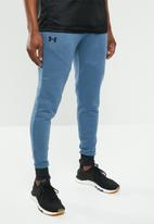 Under Armour - Unstoppable 2x knit jogger - blue