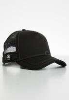 G-Star RAW - Originals baseball aw cap - black
