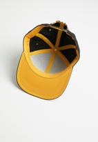 G-Star RAW - Data snapback aw cap - black & yellow