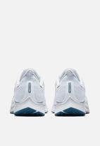 Nike - Air zoom pegasus 36 - white/hyper pink-vast grey-green abys