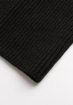 Superbalist - Plated beanie - black