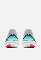 Nike - Free RN 5.0 - sail/volt-thunder grey-aurora green