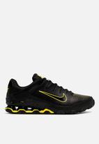 Nike - Reax 8 TR Training Shoe - black,anthracite-bright citron