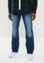 GUESS - Slim bootleg - blue