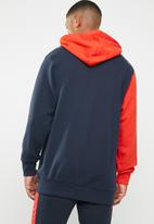 Jack & Jones - Colourblock sweat hoodie - multi