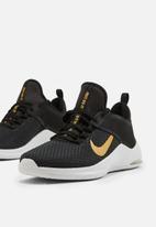 Nike - Nike Air Max Bella TR 2 - black / metallic gold / gunsmoke / vast grey