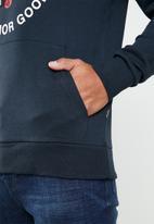 Jack & Jones - Summertime sweat hoodie - multi