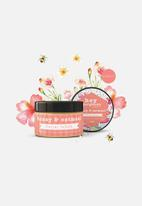 hey gorgeous - Honey & oatmeal facial scrub