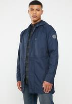 Only & Sons - Spring parka - navy