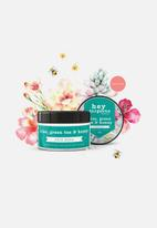 hey gorgeous - Aloe green tea & honey face mask