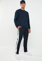 Only & Sons - Mark checked chino pants exp - multi