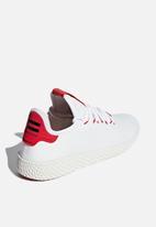 adidas Originals - Pharrell Williams Tennis hu - white / scarlet