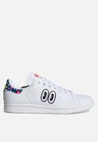 adidas Originals - Stan Smith w - ftwr white/active red/true pink