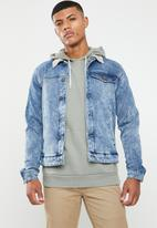 Only & Sons - Mode jacket - blue